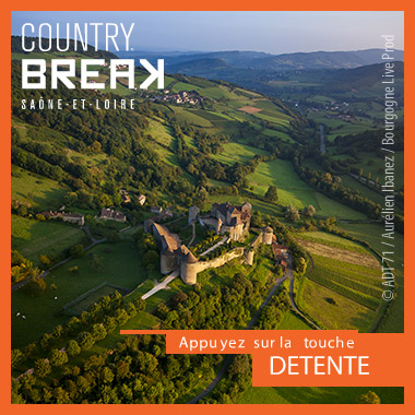 Country Break à Mâcon