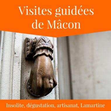 Visite guidée de Mâcon