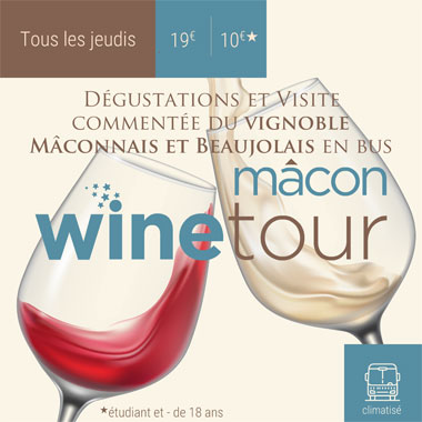 Wine Tour Mâcon